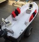 Vierpersoons motorboot